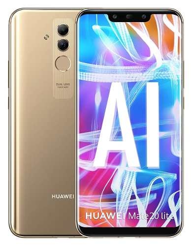 Huawei Mate 20 Lite 64gb / 4gb De Ram / Somos Tienda-oferta