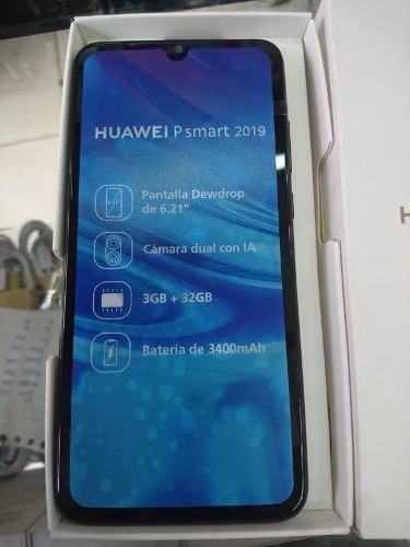 Huawei P Smart  Nuevos En Su Caja + 2 Meses De Garantia!