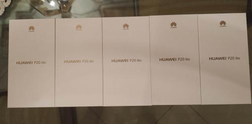 Huawei P20 Lite 4gb Ram / 32 Gb Interno Dual Sim