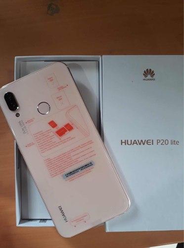 Huawei P20 Lite 4gb Ram 32gb 16mp Nuevo Con Su Factura