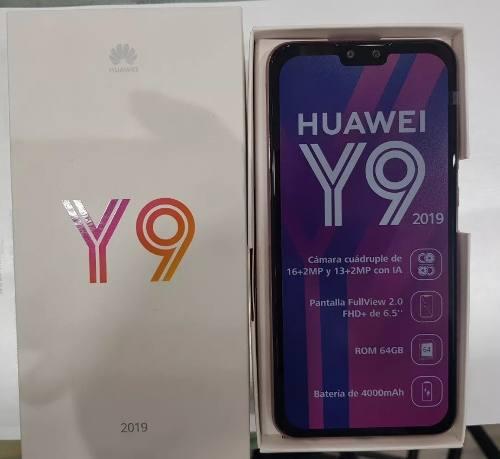 Huawei Y Nuevos De Paquete + 2 Meses De Garantia!!!
