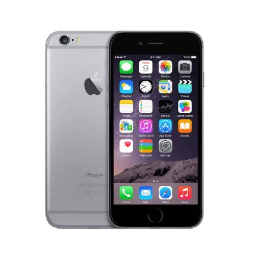 Iphone 6 32 Gb Nuevo Sellado Caja Original Gris Espacial