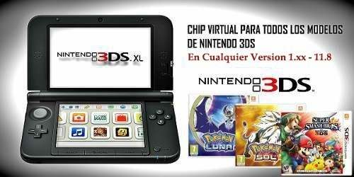 Juegos Virtuales 3ds / 3ds Xl / New 3ds / 2ds