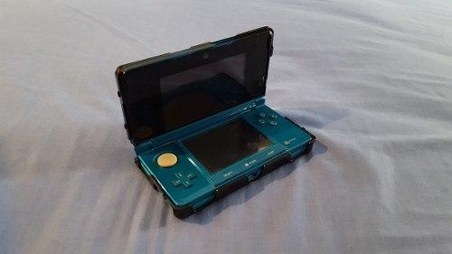 Nintendo 3ds Casi Nuevo En Perfecto Estado + 6 Juegos