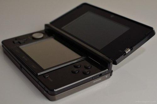 Nintendo 3ds Con Juego Original Star Wars 3 Y Cargador