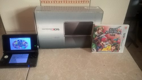 Nintendo 3ds Smash Brother Somos Tienda Chip Juegos
