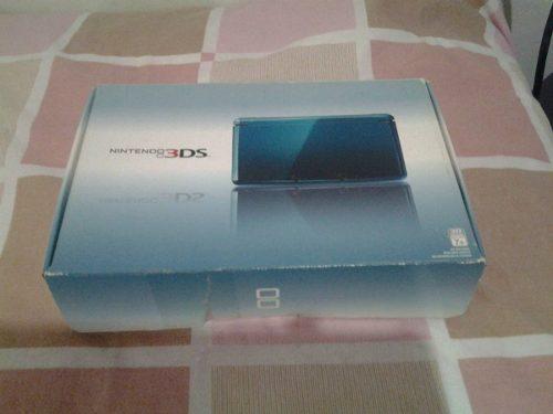 Nintendo Ds 3d Azul