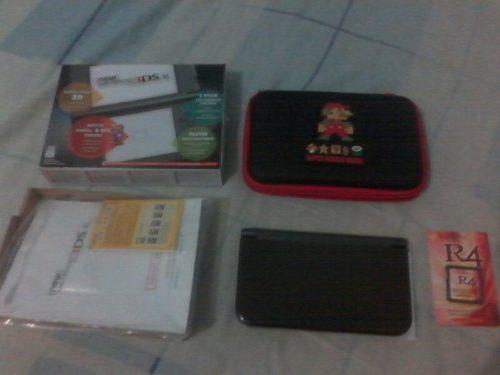 Nintendo Ds 3d Xl (Totalmente Nuevo)