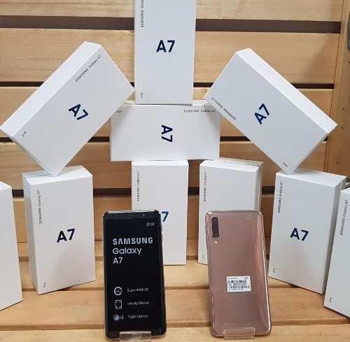 Samsung Galaxy A Nuevos En Su Caja + 2 Meses De Garant
