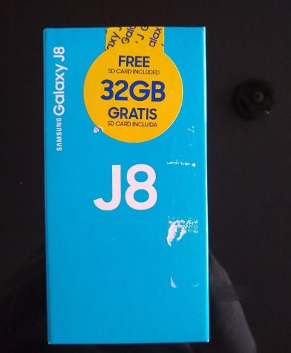 Samsung Galaxy J8 32gb +32 Free ( Nuevos)