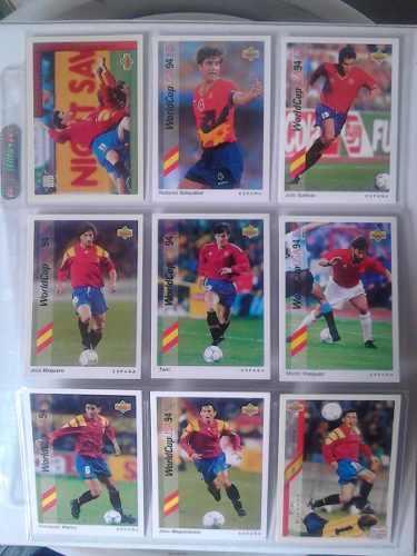Set De Barajas De La Copa Del Mundo 94