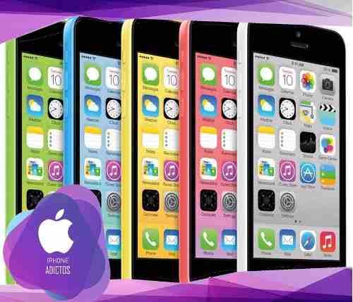 Telefono Celular Iphone 5c 8g Liberado Usado No Android 5s 4