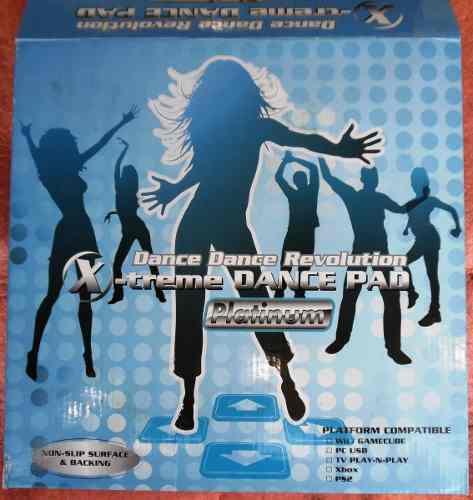 Alfombra De Baile 3 En 1 Dance Revolution Play 1 2 Y Wii