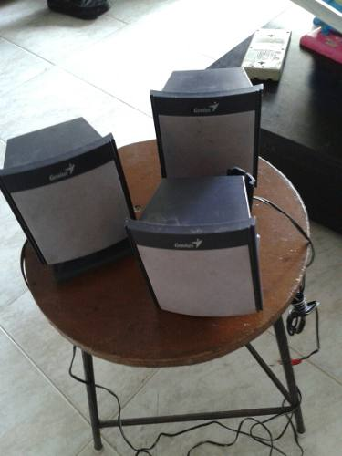 Combo De 3 Cornetas Para Pc Mesa O Equipo De Audio