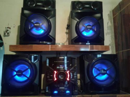 Equipo De Sonido Marca Sony w