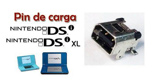 Lote De 10 Pin O Puerto De Carga Para Nintendo Dsi Dsixl