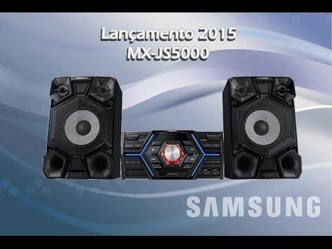 Mini Componente Samsung Mx-js. Radio, Equipo, Hi-fi