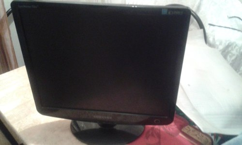 Monitor Lcd Samsung Syncmaster 732n Plus