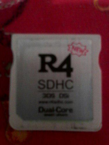 R4 Para Dsi, Dsixl Y 3ds