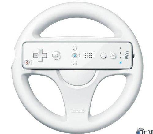 Volante Para Nintendo Wii