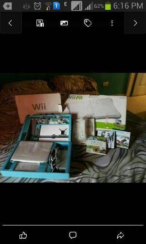Wii Sport Mas Tabla Wii Fit Barato