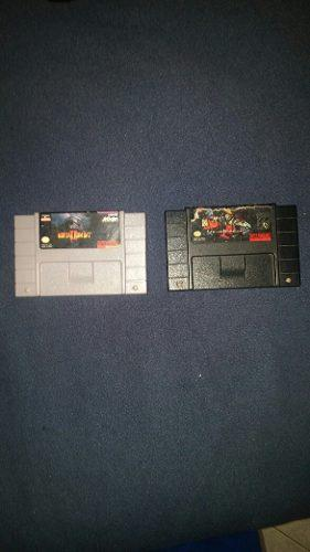 Cambio Juegos De Super Nintendo
