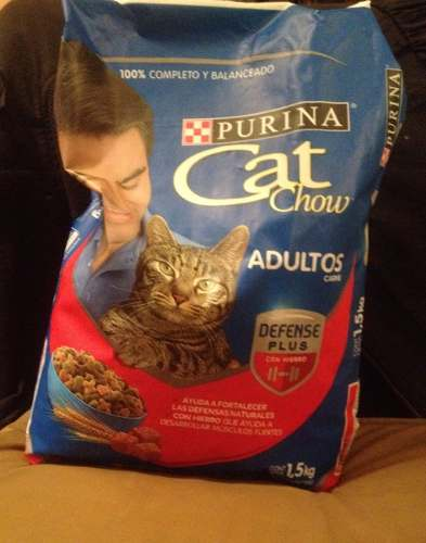 Gatarina Cat Chow 1.5kg