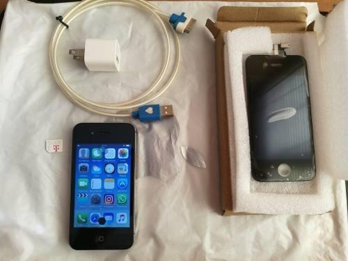 Iphone 4s De 32 Gb Liberado Original Incluye Pantalla