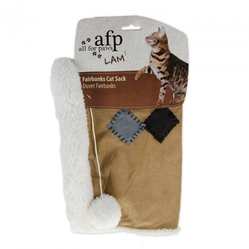Juguete Para Gatos Sacos Lamb Cat Felpudo