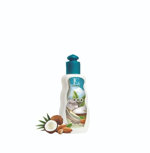Linea Natural Coco Crema Hidratante Para El Cabello 130ml