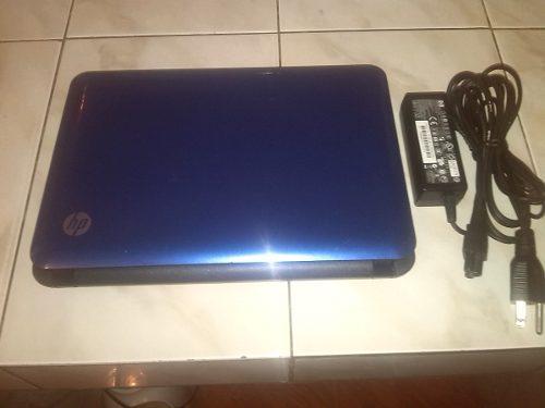 Mini Laptop Hp, Modelo 110, Procesador Intel Atom N455, 1.66