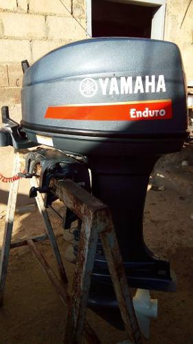 Motor Yamaha 40 Fuera De Borda Pata Larga