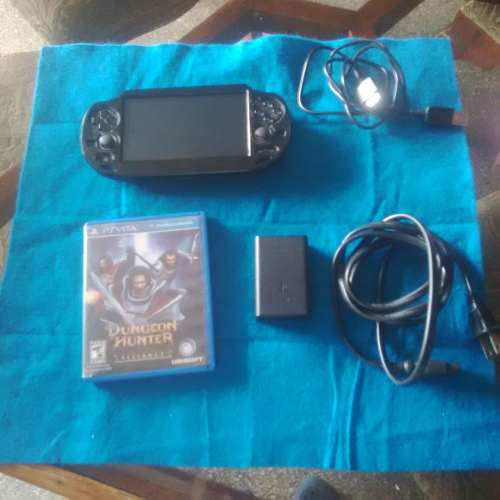 Se Vende O Cambia Ps Vita Slim 3.68