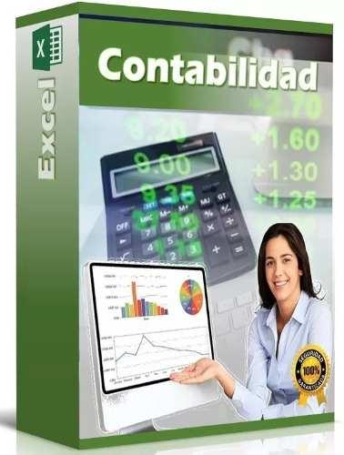 Sistema Contable Hojas De Cálculo Excel Compras Ventas Y