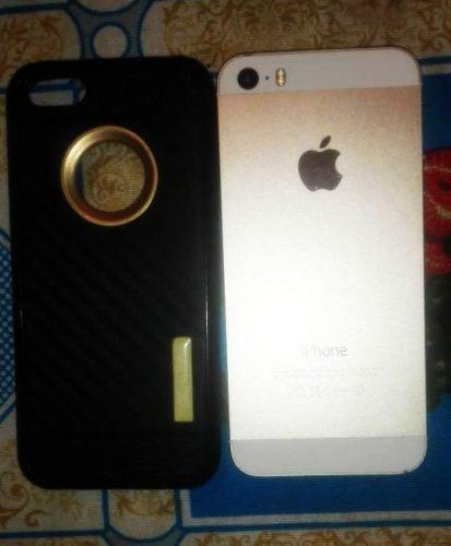 Vendo O Cambio Iphone 5s 32gb Gold...