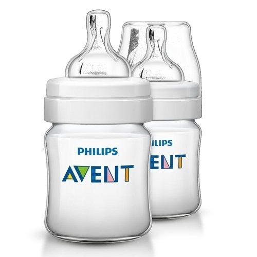 Avent Set De 2 Teteros Avent Clasicos 125ml/4oz