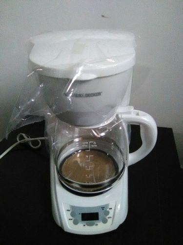 Cafetera Electrica Black&decker 12tz