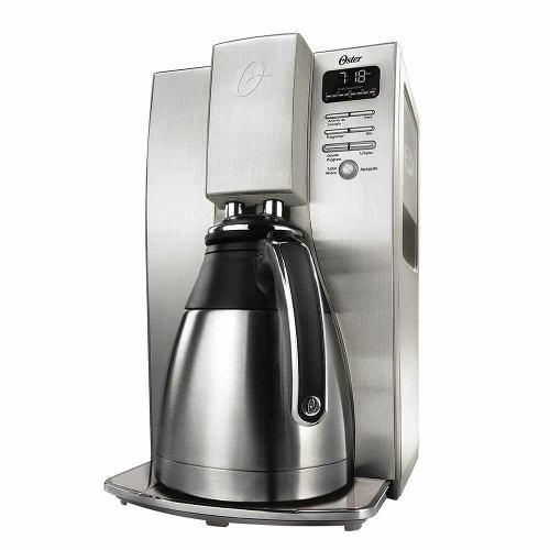 Cafetera Marca Oster Gourmet Collection Nueva