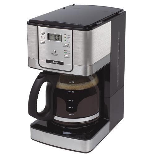 Cafetera Oster Programable De 12 Tazas