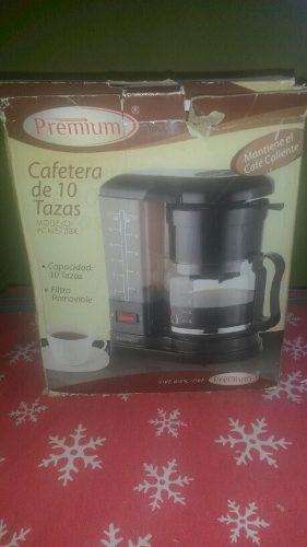 Cafetera Premium 10 Tazas Precio De Locura Aproveche Ofertaa