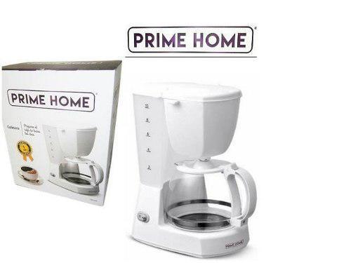 Cafetera Prime Home Filtro Permanente Nueva
