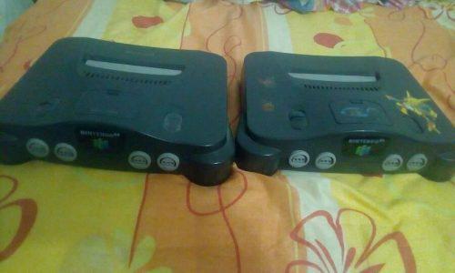 Consolas De Videojuego Nintendo 64 (2)