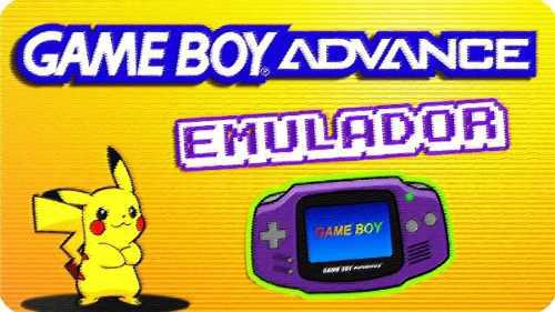 Emulador Gba Game Boy Advance Mas Juegos
