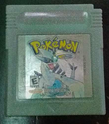 Juego Original Gameboy- Pokemon