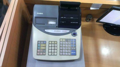 Maquina Fiscal Casio Fe- Y Fondo De Comercio Desde