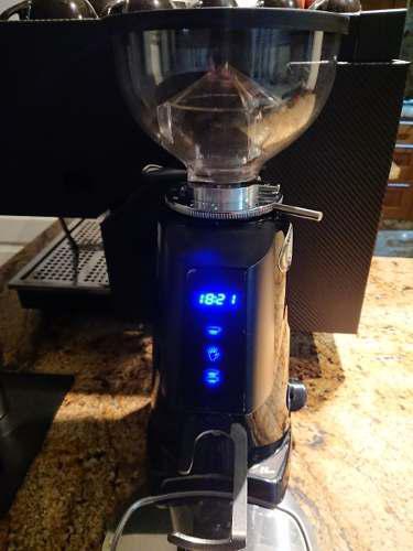 Molino De Café Fiorenzato F4 Nano Programable Barista