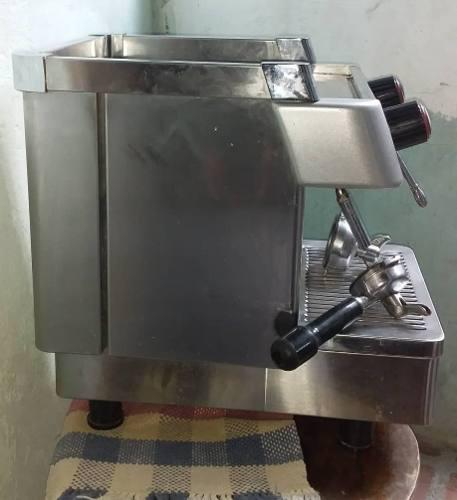 Máquina D Café Espresso De Un Grup Acero Inoxidable