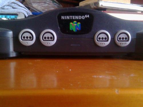 Nintendo 64 + 2 Controles + 2 Juegos Iconicos