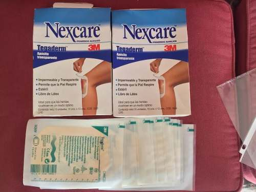 Parches Adhesivos Para Heridas Multiples