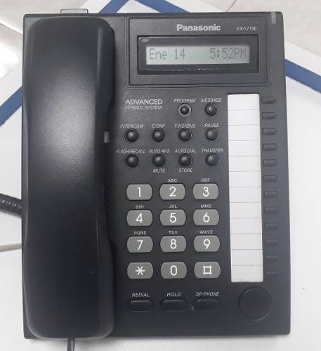 Teléfonos Panasonic Para Central Telefónica